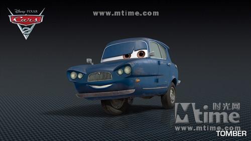 赛车总动员2