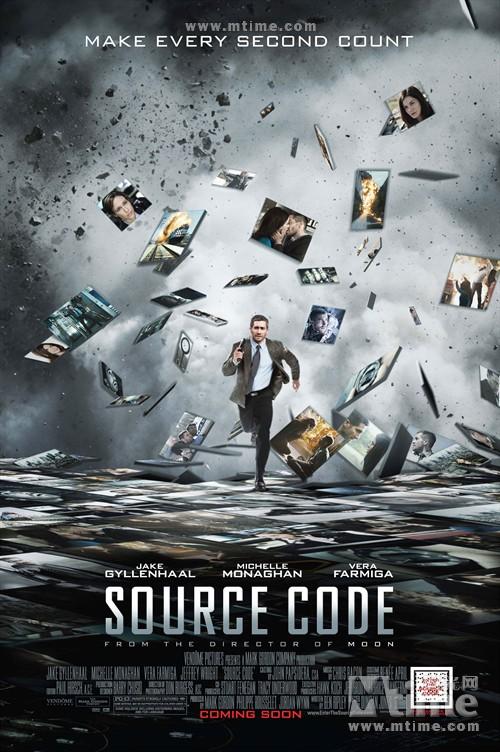 源代码Source Code(2011)海报 #01