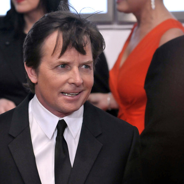 生活照 #0335:迈克尔·J·福克斯 Michael J. Fox
