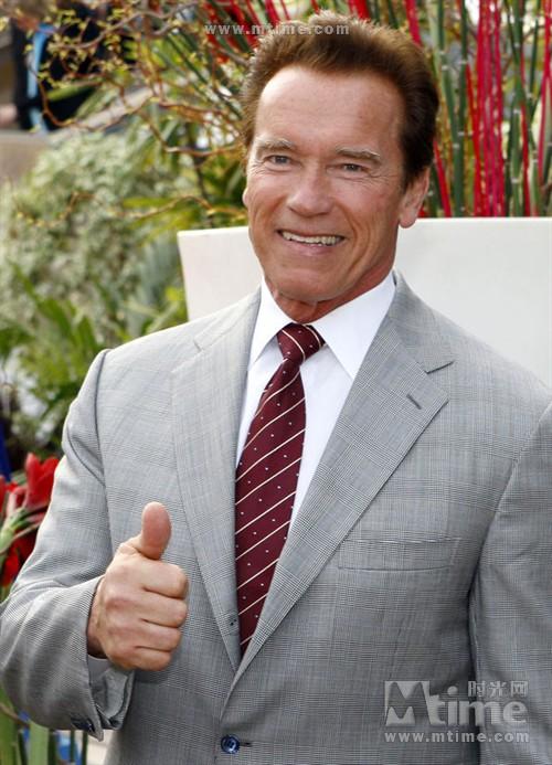 阿诺·施瓦辛格 Arnold Schwarzenegger 生活照 #55