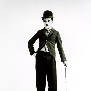 写真 #53:查理·卓别林 Charles Chaplin