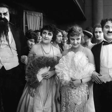 写真 #64:查理·卓别林 Charles Chaplin