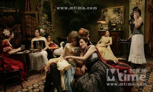 巴黎妓院回憶錄(House of Pleasures):巴黎妓院回憶錄是部關於性愛和裸體但是非常有內涵的電影!