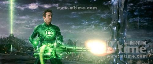 《绿灯侠》:少年美国说 - 图宾根木匠 - 十分钟,年华老去。