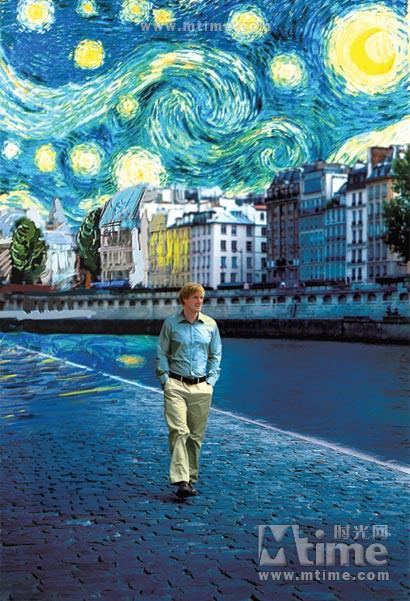 午夜巴黎Midnight In Paris(2011)海报 #01B