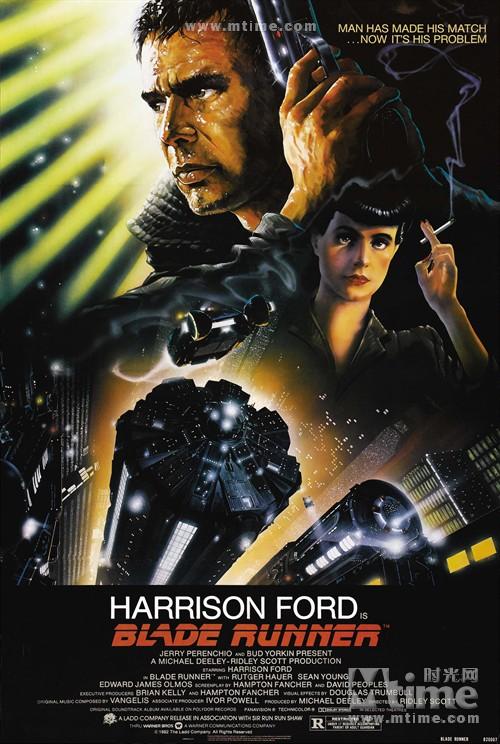 银翼杀手Blade Runner(1982)海报 #01