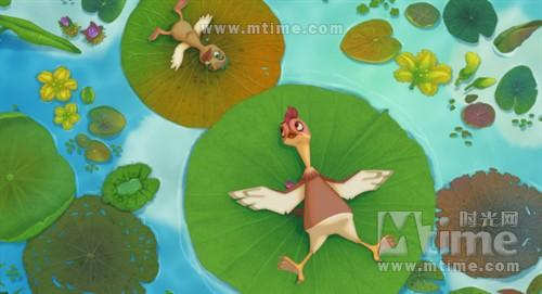 鸡妈鸭仔Leafie: A Hen Into the Wild(2011)剧照 #03