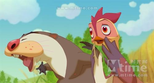 鸡妈鸭仔Leafie: A Hen Into the Wild(2011)剧照 #04