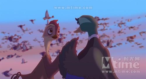 鸡妈鸭仔Leafie: A Hen Into the Wild(2011)剧照 #06