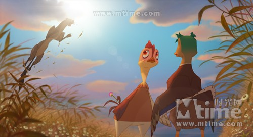 鸡妈鸭仔Leafie: A Hen Into the Wild(2011)剧照 #05