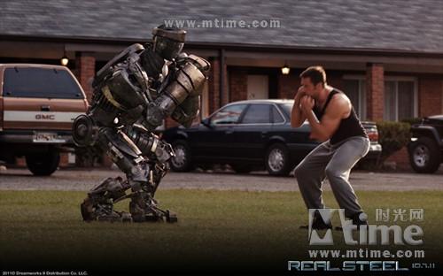 铁甲钢拳Real steel(2011)桌面 #03c