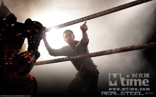 铁甲钢拳Real steel(2011)桌面 #02c