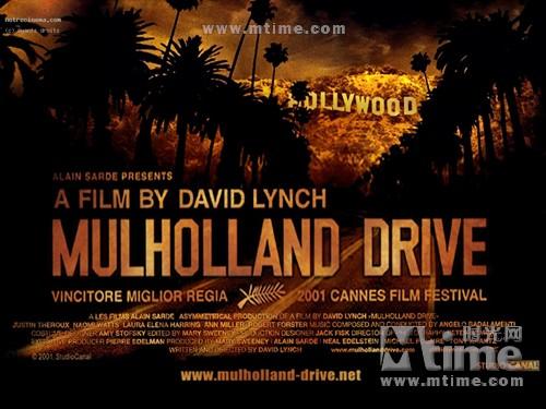 穆赫兰道Mulholland Drive(2001)海报(意大利) #01