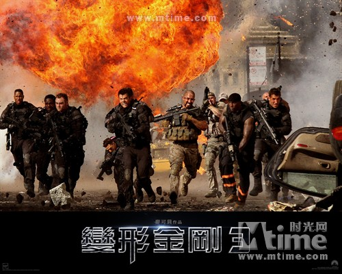 变形金刚3Transformers: dark of the moon(2011)桌面(中国台湾) #11a