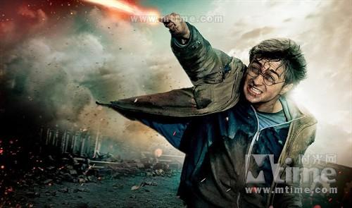 哈利·波特与死亡圣器(下)Harry Potter and the Deathly Hallows: Part 2(2011)角色海报 #09C