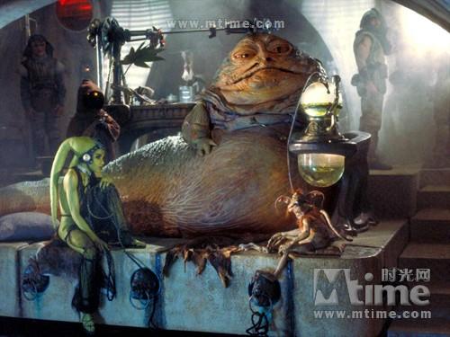 星球大战3:武士复仇Star Wars: Episode VI - Return of the Jedi(1983)剧照 #128