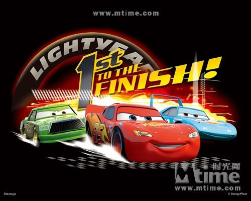 赛车总动员cars(2006)桌面 #38b