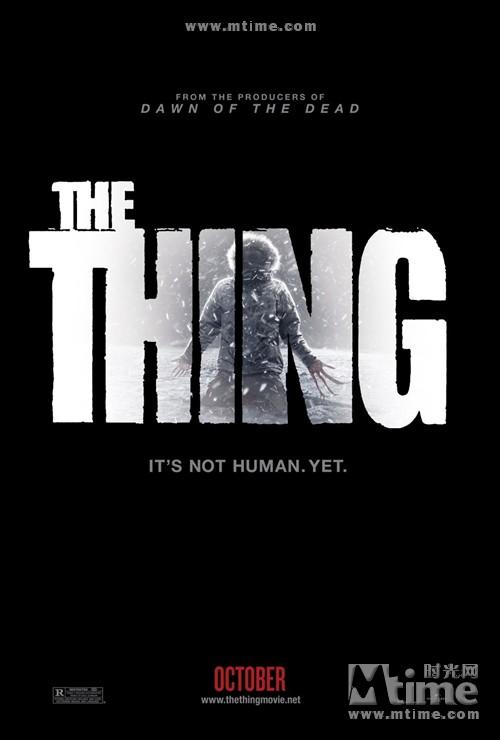怪形前传The Thing(2011)预告海报 #01