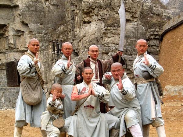 少林寺传奇之大漠英豪 官方剧照图片