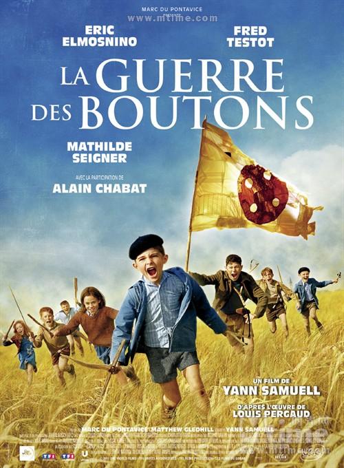 纽扣战争La guerre des boutons(2011)海报 #01