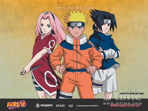 火影忍者Naruto(2002)桌面 #1A