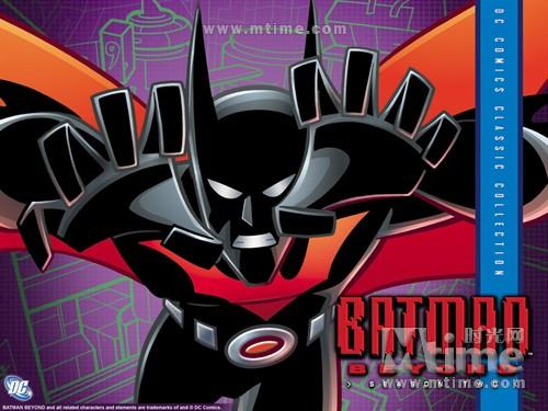 未来蝙蝠侠 小丑的逆袭 01C