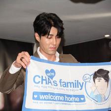 生活照 #514:车胜元 Seung-won Cha