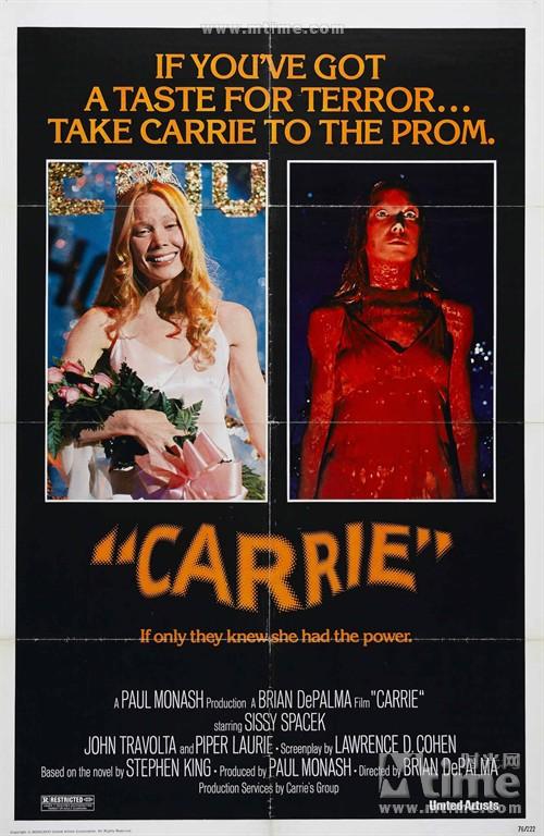 魔女嘉莉Carrie(1976)海报 #01