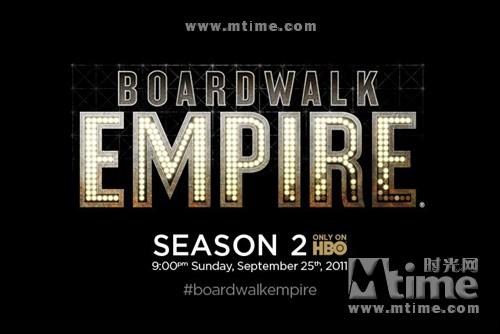 海滨帝国Boardwalk Empire(2010)预告海报 #01