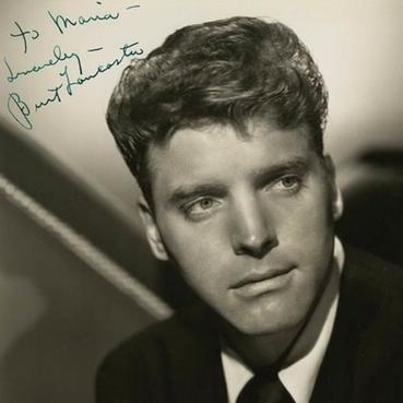 写真 #0006:伯特·兰卡斯特 Burt Lancaster