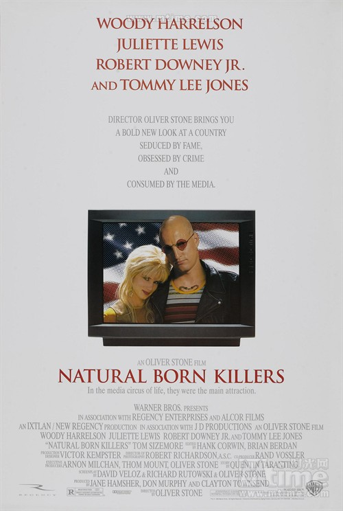 天生杀人狂Natural Born Killers 1994