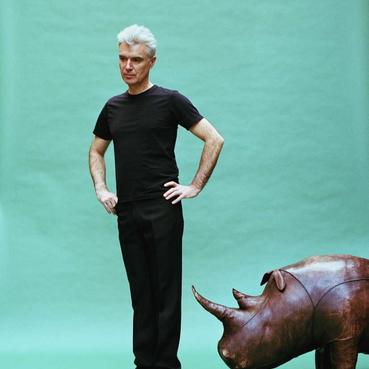 写真 #0004:大卫·拜恩 David Byrne
