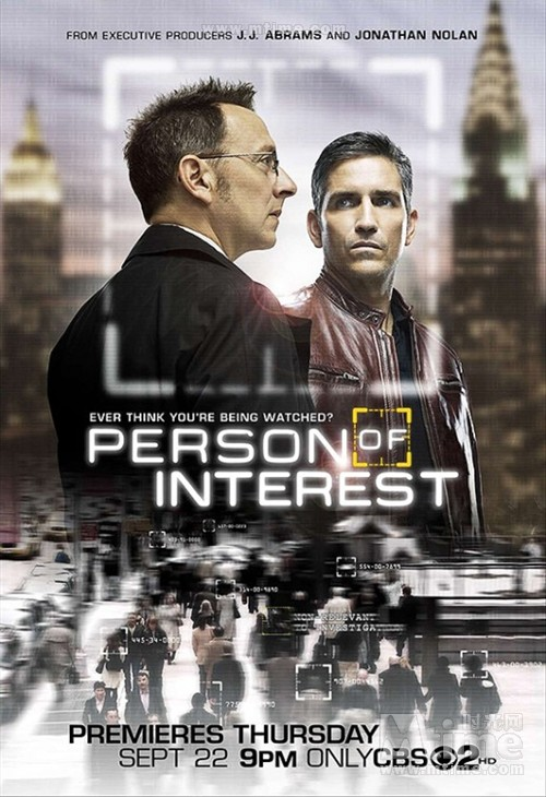 疑犯追踪Person of Interest(2011)海报 #02