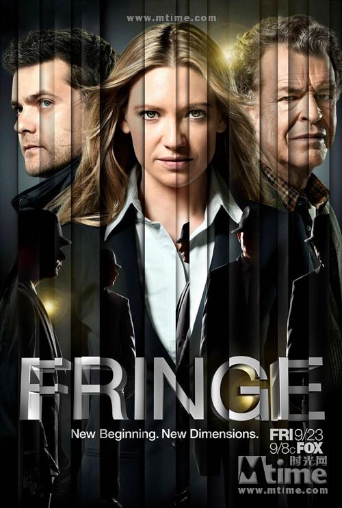 危机边缘Fringe(2008)海报 #26