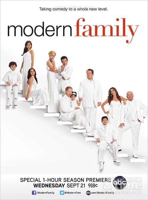 摩登家庭Modern Family(2009)海报 #04