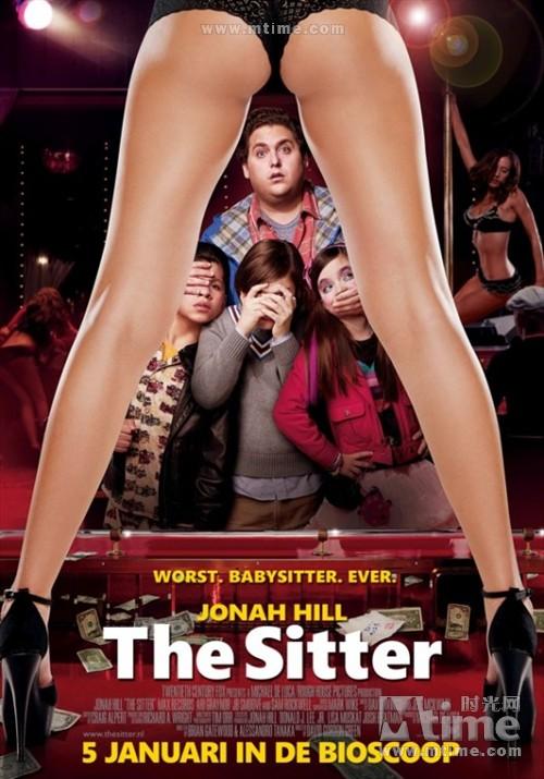 保姆奇遇记The Sitter(2011)海报 #01