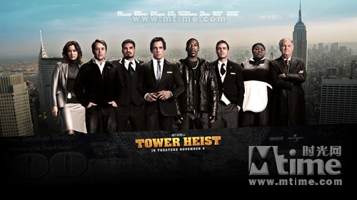 高楼大劫案Tower Heist(2011)桌面 #01B