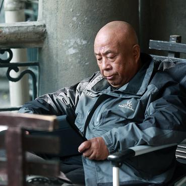 生活照 #0002:吴天明 Wu Tianming
