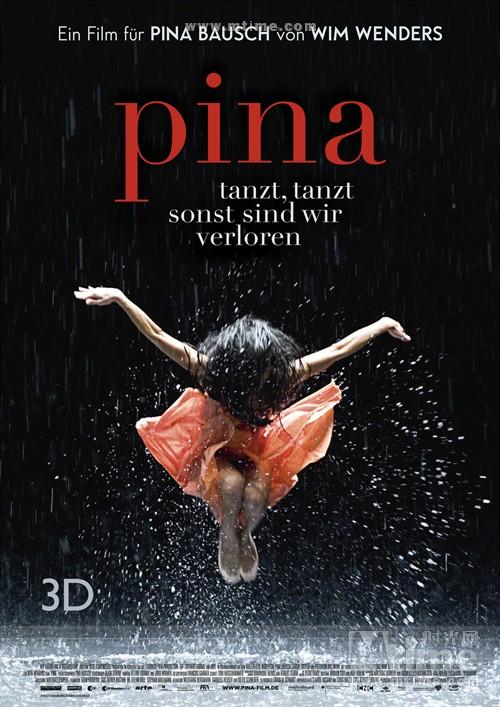 皮娜Pina(2011)海报 #01