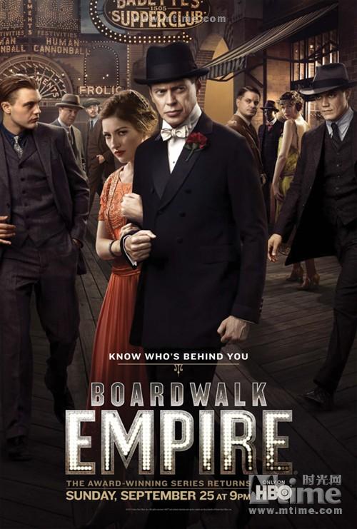 海滨帝国Boardwalk Empire(2010)海报 #09