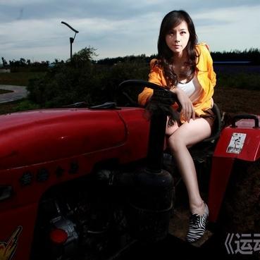 写真 #33:何琳 Lin He