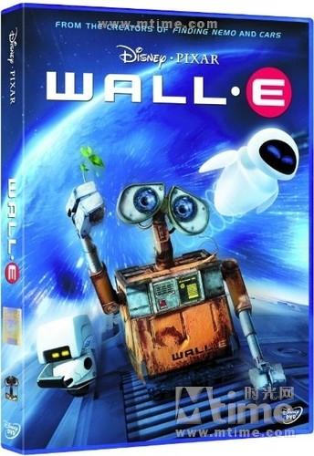 机器人总动员 DVD封套-图片打分欢迎进入图片打分游戏,你的选择可