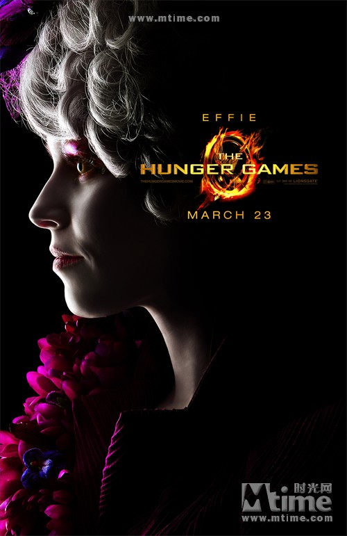 饥饿游戏Hunger Games(2012)角色海报 #03