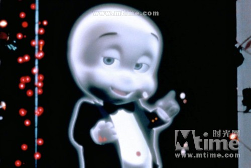 鬼马小精灵 相见欢Casper Meets Wendy 1998 12