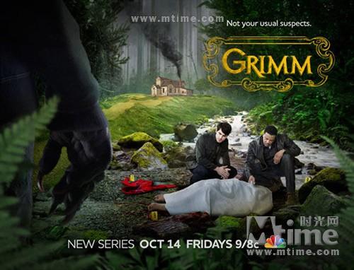 格林Grimm(2011)海报 #01