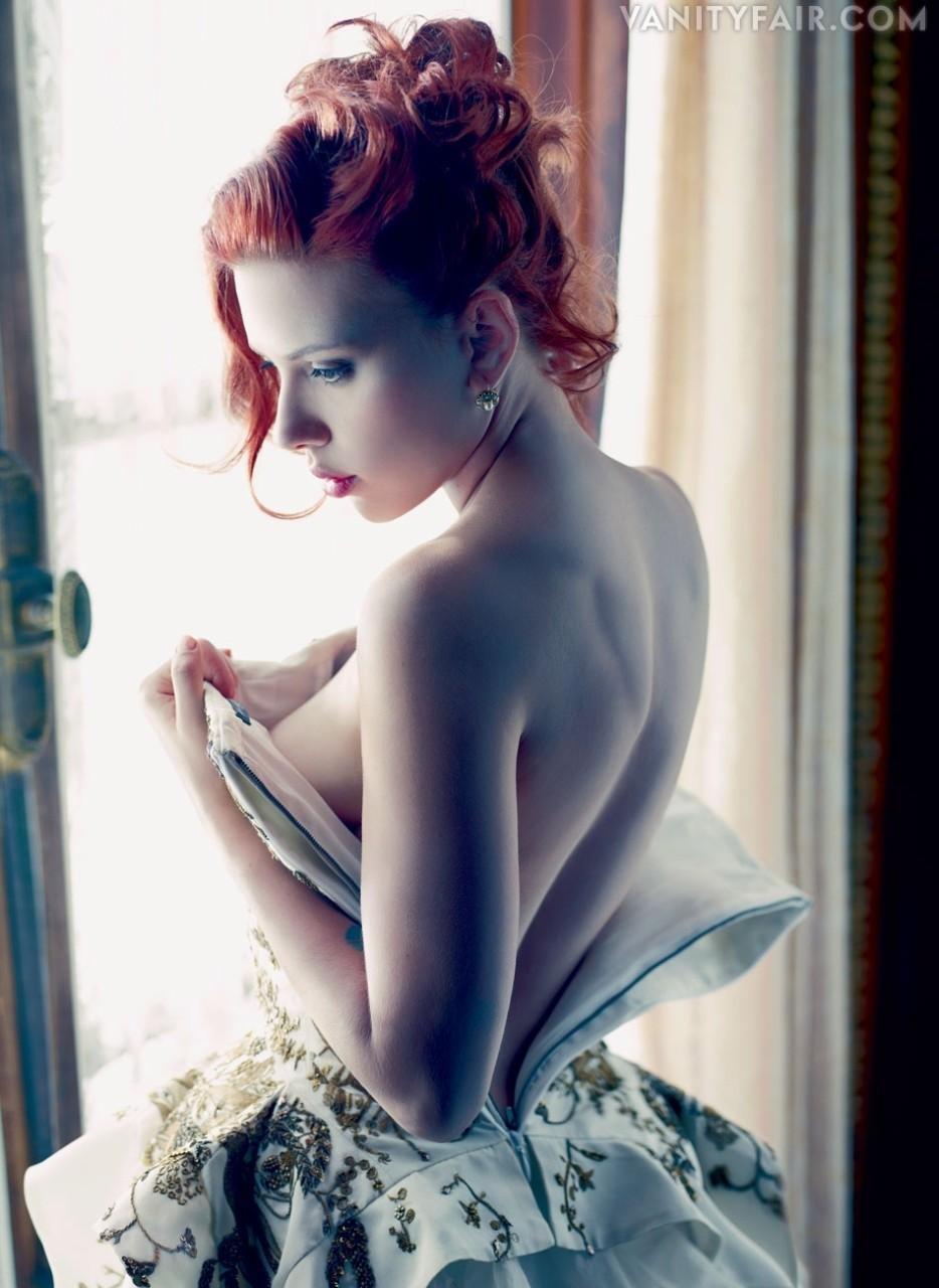 """""""梦露化身""""--斯嘉丽·约翰逊(Scarlett Johansson )当今最性感的明星之一 - 冬日暖陽 - 缘来如此心动"""