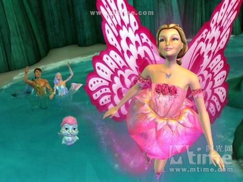 芭比公主之美人鱼 剧照 #11