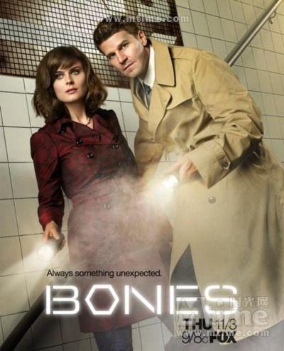 识骨寻踪Bones(2005)海报 #14