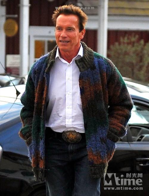 阿诺·施瓦辛格 Arnold Schwarzenegger 生活照 #96