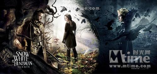 白雪公主与猎人Snow White and the Huntsman(2012)预告海报 #01